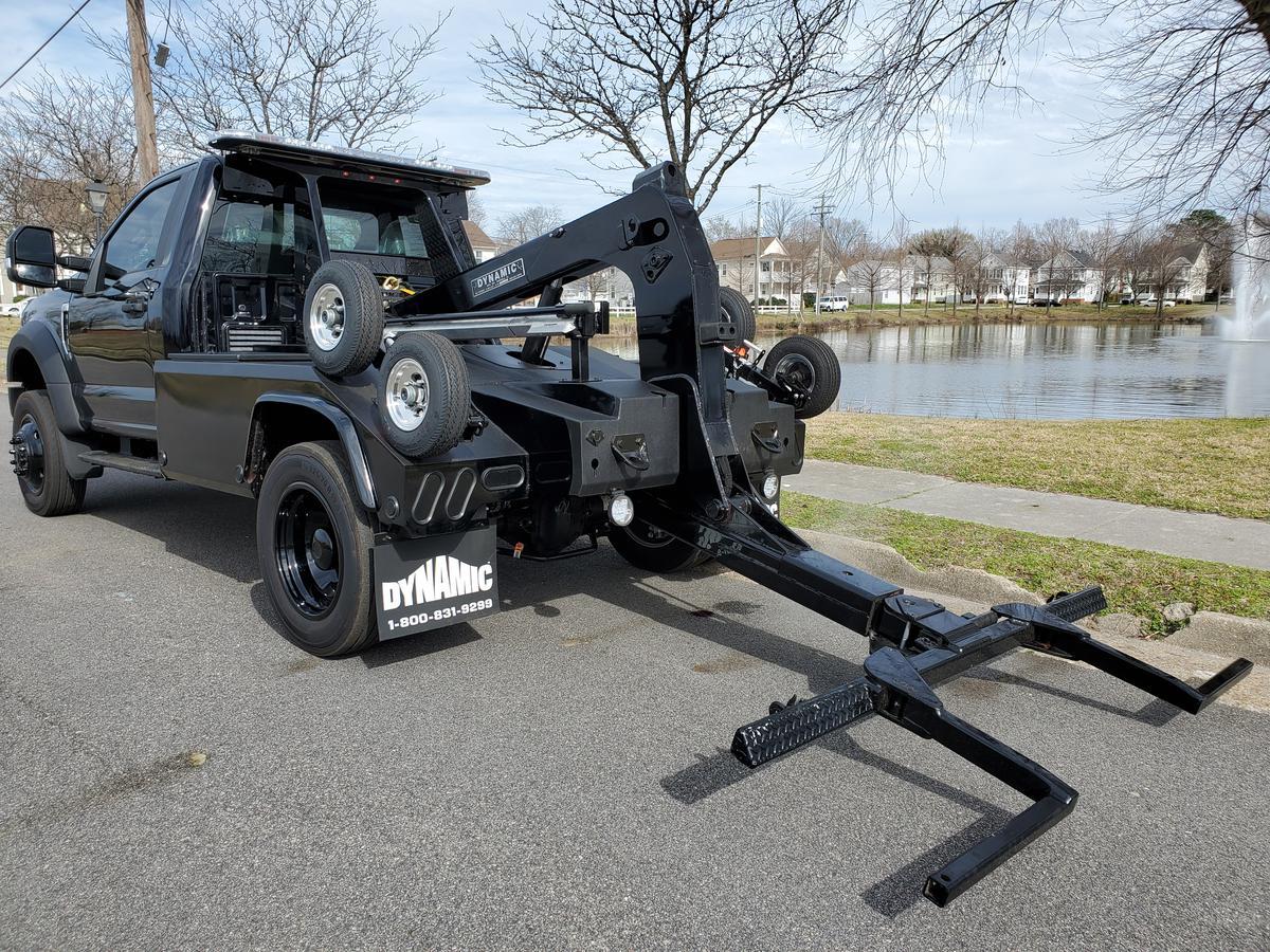 Dynamic Self Loading Wheel Lift